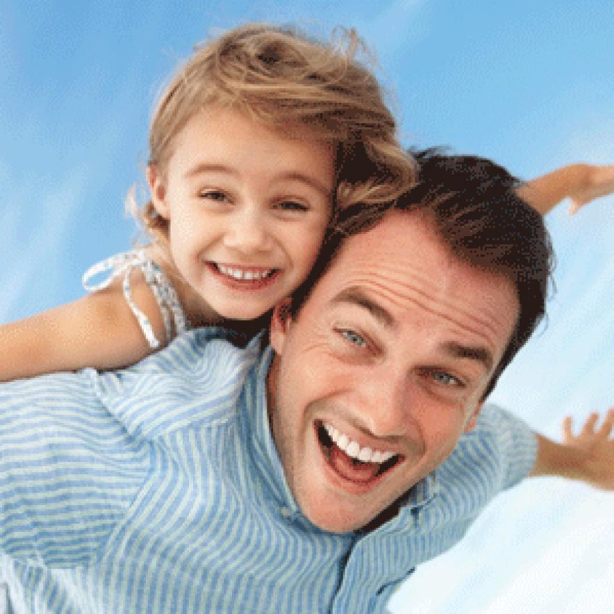 happy-father-child